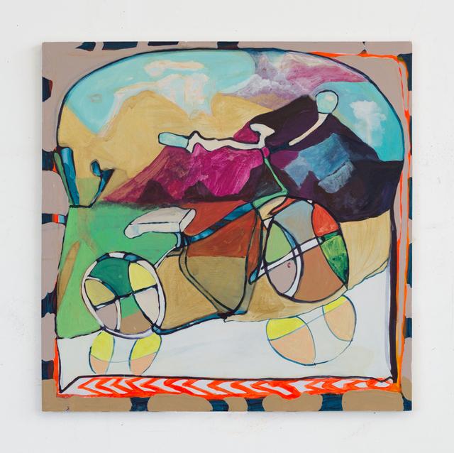 , 'Range & Bike,' 2016, Proto Gallery
