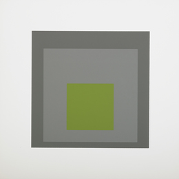 Homage to the Square: Ten Works by Josef Albers