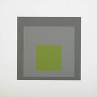 Josef Albers, Homage to the Square: Ten Works by Josef Albers