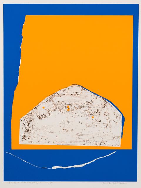 , 'Greek Island- Greek Sun,' 1972, Childs Gallery