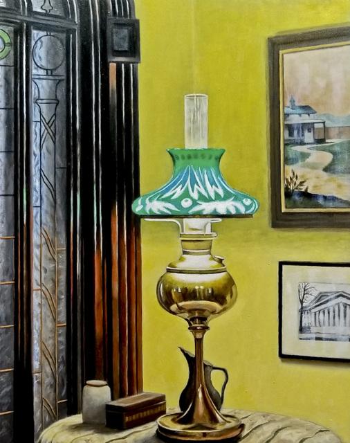 , 'Janet's Lamp,' 2019, Rice Polak Gallery