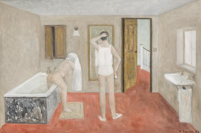Richard Eurich, 'The Bathroom', 1982, Waterhouse & Dodd