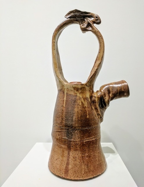Ken Ferguson, 'Hare Handle Teapot', 1980, Haw Contemporary