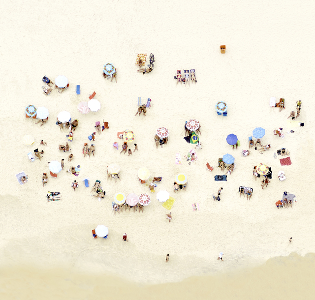 Joshua Jensen-Nagle, 'Sunbathers of Copacabana II', 2016, Foster/White Gallery