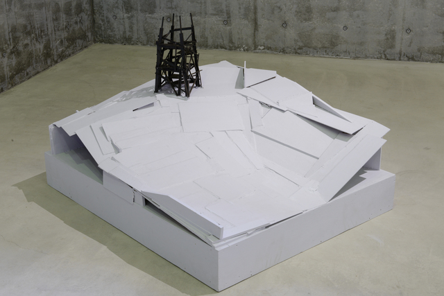 Tadashi Kawamata, 'Coal Mine Tagawa ', 1996, Art Front Gallery