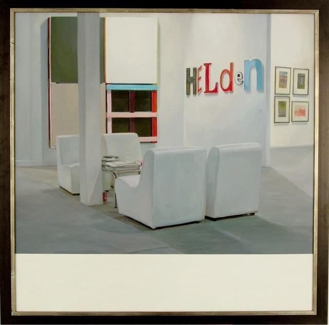 , 'Gabinete 14,' 2006, Galería Juana de Aizpuru