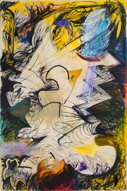Jonas Mueller-Ahlheim, 'Untitled', 2019, Open Mind Art Space