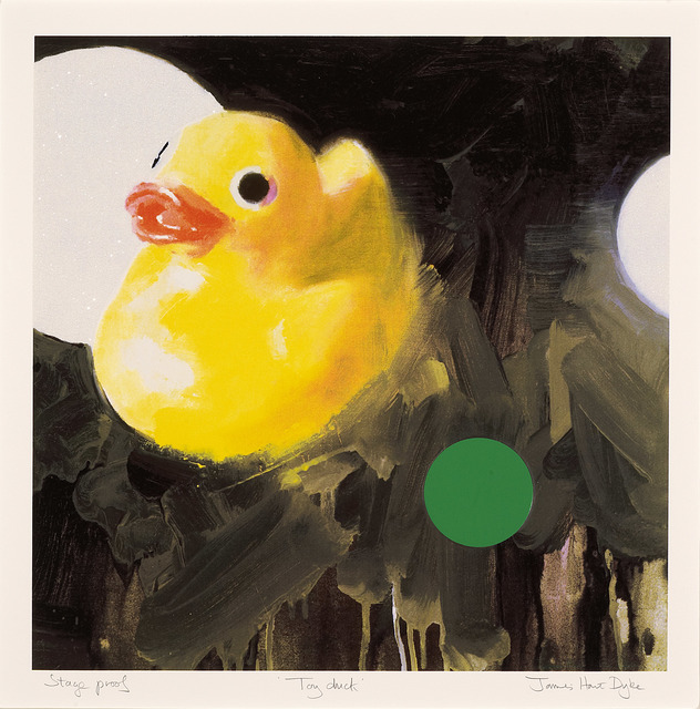 , 'Toy Duck	,' 2011, DELAHUNTY