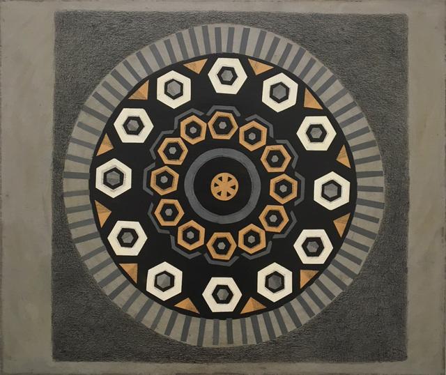 , 'Manhole Cover Series, #3,' ca. 1965-1969, Richard Norton Gallery