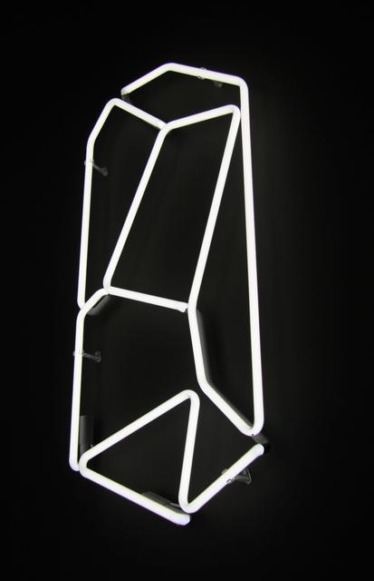 , 'Cristal (Neon Salt Crystal), 2012.,' 2012, Isabel Aninat