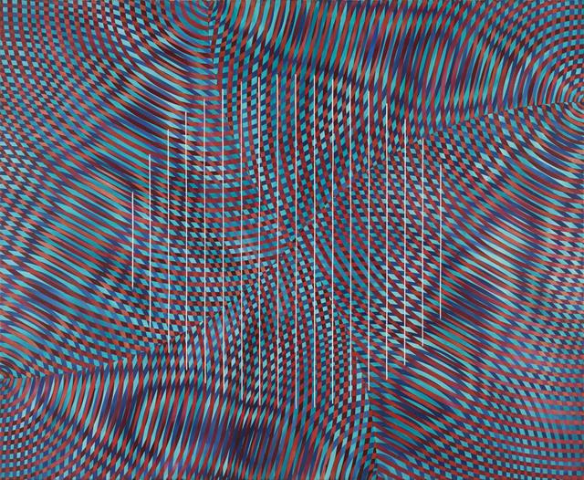 , 'Dislocation No 7,' 2001, Charles Nodrum Gallery