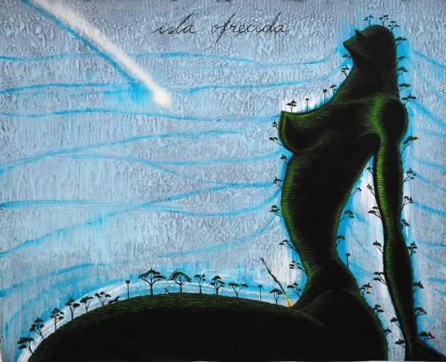 , 'Isla Ofrecida,' 2015, Trotta-Bono Contemporary