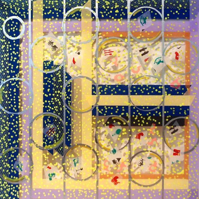 , 'Jixiang Village - Hidden Left Window,' 2016, Powen Gallery