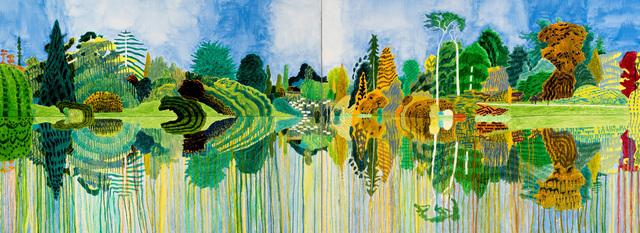 , 'Second Lake, Sheffield Park Garden, Late Summer,' 2002, Frestonian Gallery
