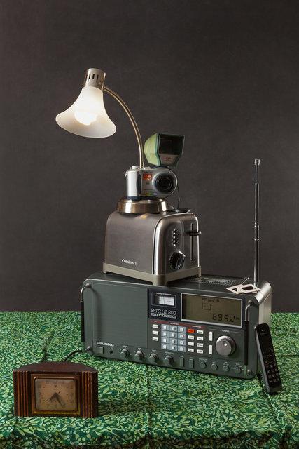 , 'TechVanitas-SatelliteRadio,' , Alter Gallery   Studio