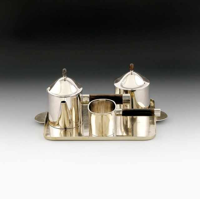 , 'Four-Piece Tea Set ,' 1908, Galerie Bei Der Albertina Zetter