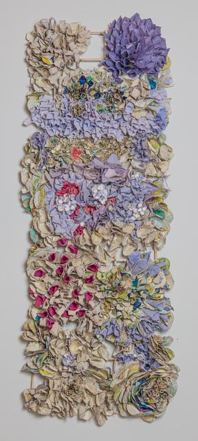 Rebecca Hutchinson, 'Purple Atlas Density', 2019, Duane Reed Gallery