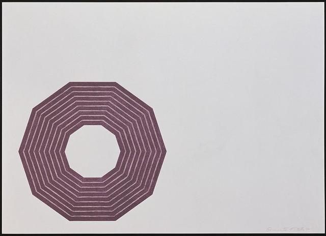 , 'D.,' 1972, Bernard Jacobson Gallery