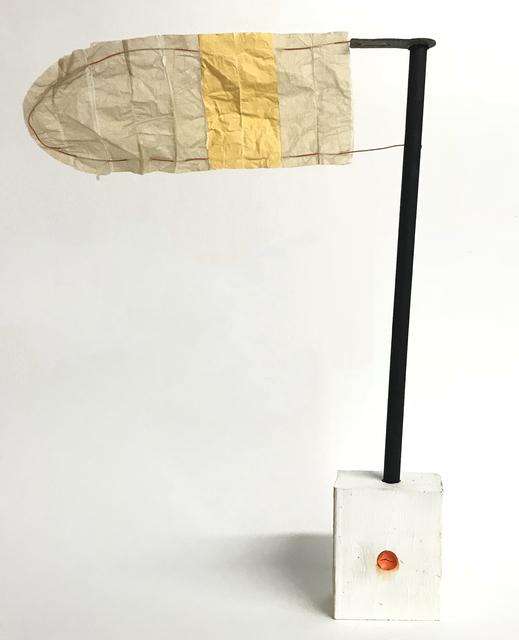 , 'A cigarette net!,' 2018, Richard Levy Gallery