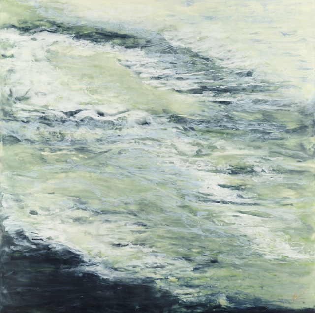 , 'Whitewater,' 2019, Steidel Contemporary