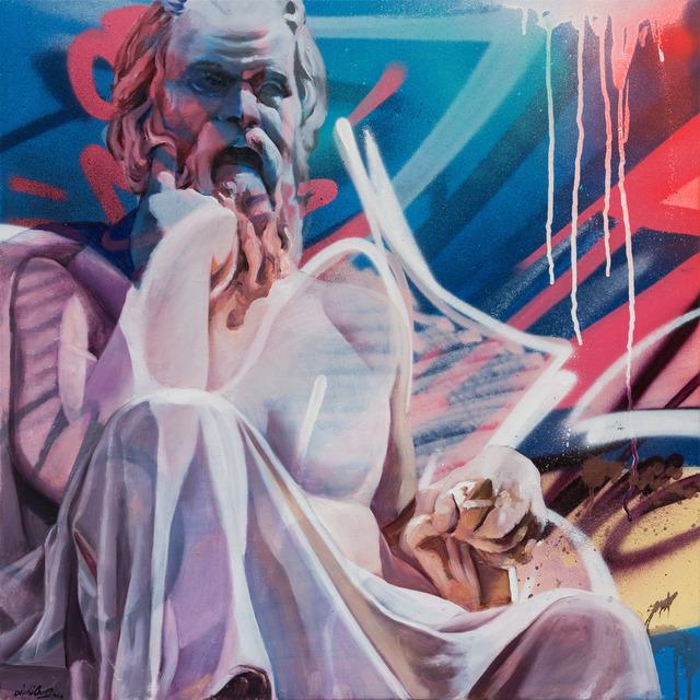 , 'Socrates,' 2018, Underdogs Gallery