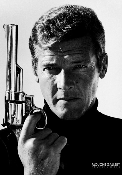 Terry O'Neill, 'Roger Moore', 1973, Mouche Gallery