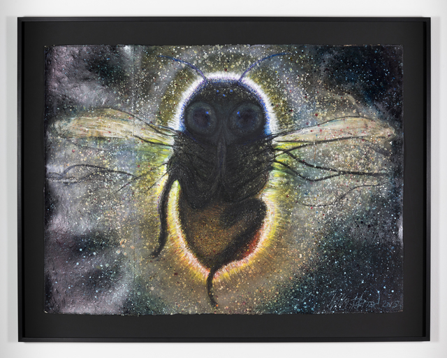 , 'Shamanic Bee,' 2013-2015, Ronald Feldman Fine Arts