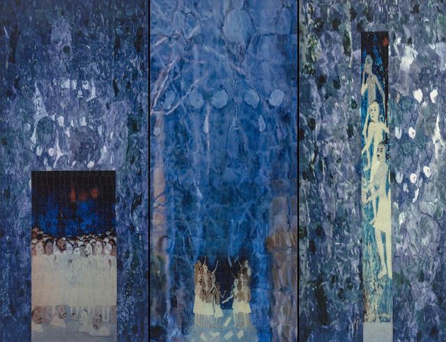 , 'Apocalypse 1,2,3,' 2016, Zilberman Gallery