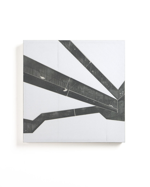 Andrew Clausen, 'Van Nelle', 2020, Sculpture, Cast concrete and pigment transfer on resin-bonded canvas., &Gallery
