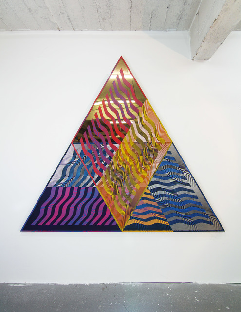 Matt Neuman, 'Tiangle', 2020, Long View Gallery