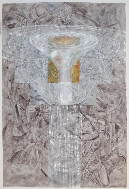 Steven Sorman, 'outside in/inside out xvi', 2010, Atrium Gallery
