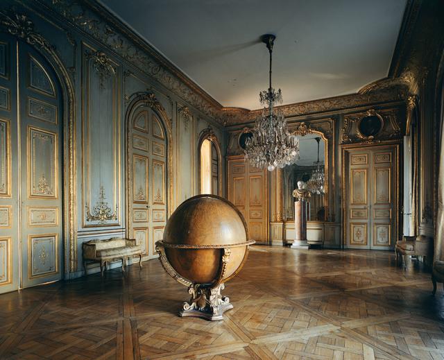 , 'Globe, Paris,' 2010, Edwynn Houk Gallery