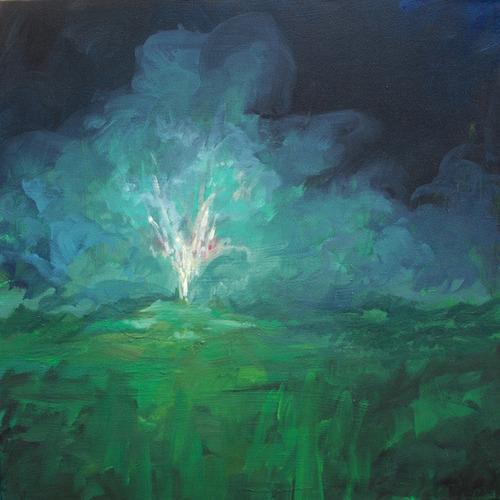 , 'Lone Firework,' 2012, Seraphin Gallery