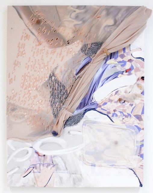 , 'Star struck panic,' 2017, Kristin Hjellegjerde Gallery