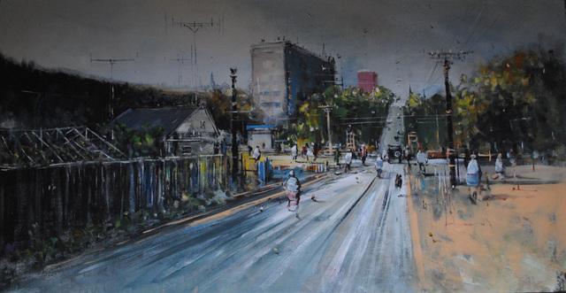 """, '""""The Road 1"""",' 2016, Krokin Gallery"""