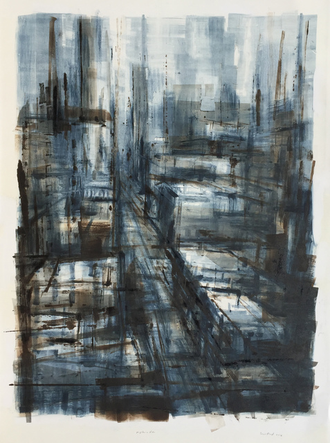 , 'Midtown View III,' 2016, Childs Gallery
