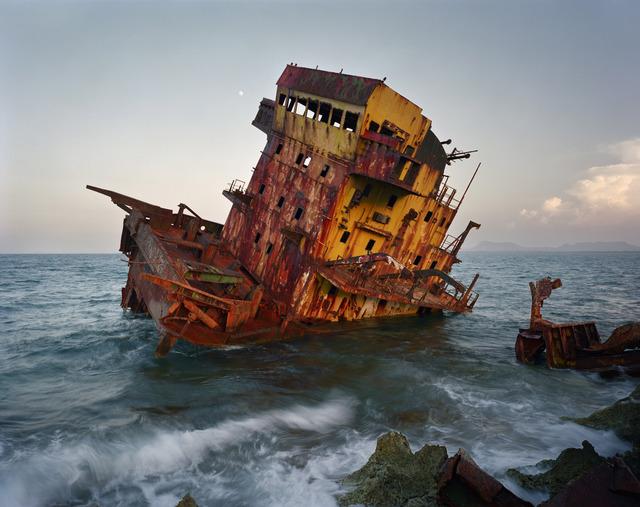 Andrew Moore, 'Shipwreck, Jibarra, Cuba', 2008, Yancey Richardson Gallery