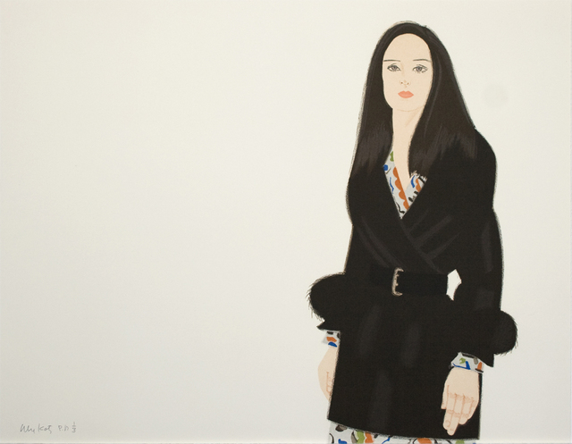 Alex Katz, 'Maria I,' 1992, Senior & Shopmaker Gallery