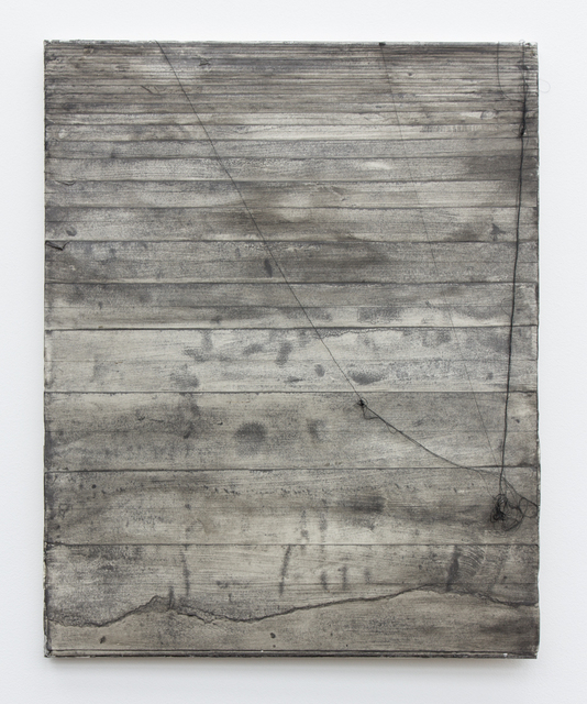 , 'Flucht,' 2015, Galerie Gisela Clement