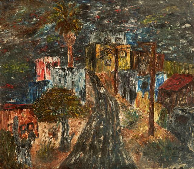 , 'The Painter, Scanogram 4,' 2015, carlier | gebauer