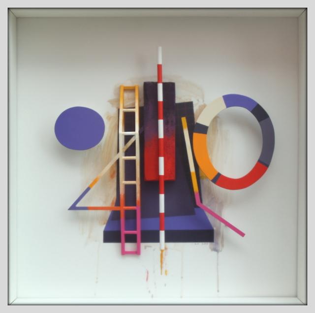 , 'Relieves,' , La Galería