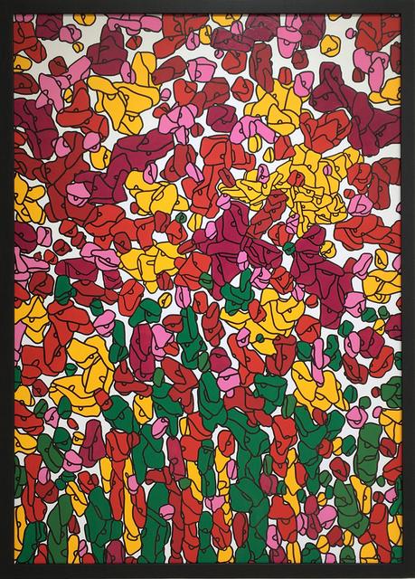 , 'Bloom Field,' 2016, ART LABOR Gallery