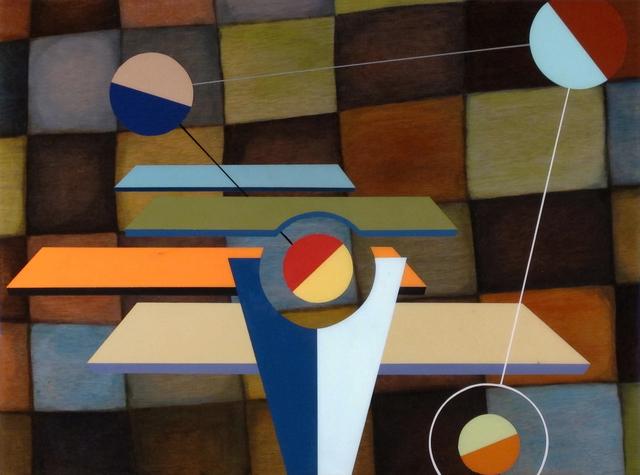 , 'Steps,' 2015, Bluerider ART