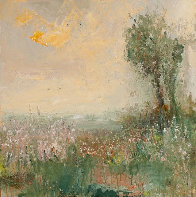 Dion Salvador Lloyd, 'Suncatcher', 2019, Painting, Oil on Canvas, Belgravia Gallery