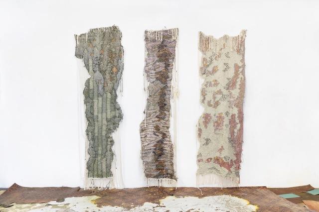 , 'Passage I, II, III,' 2018, Sean Kelly Gallery