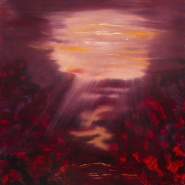 , 'Moon Burn,' 2015, Rick Wester Fine Art