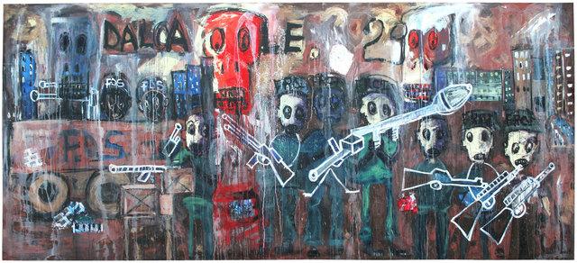 , 'Daloa 29,' 2011, Jack Bell Gallery
