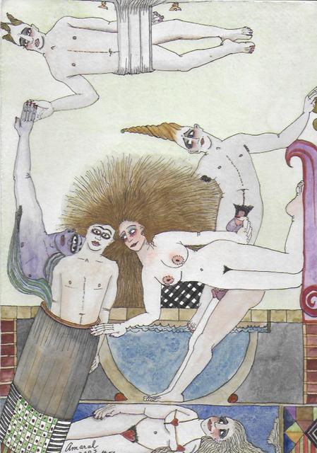 , 'Entre Comillas No 41,' 2003, LAMB Arts