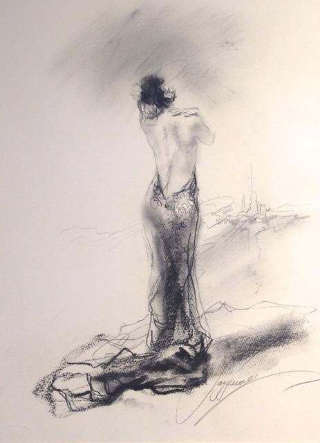 , 'Sketch I,' 2016, Hazelton Fine Art Galleries