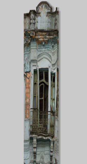 , 'Tajada de retroceso,' 2015, Casas Riegner